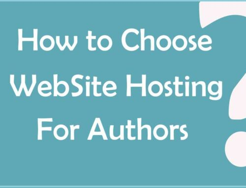 Do Authors Need Expensive Website Hosting?